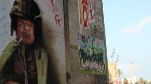 Gadaffi-Poster