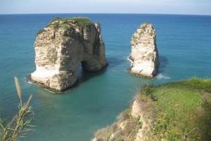 Lebanon Raouche La grotte aux pigeons