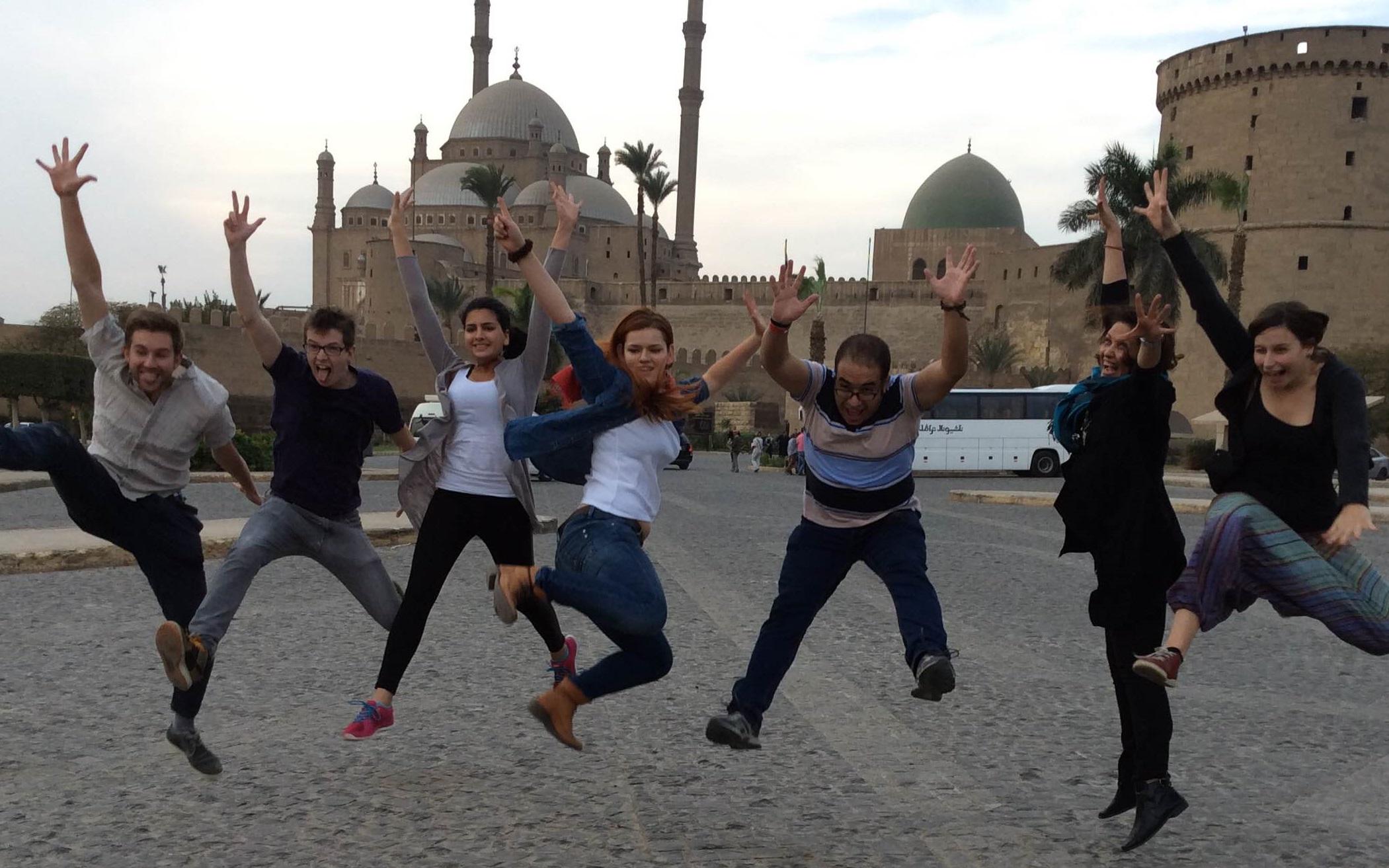 ReliXchange U2013 Der Deutsch ägyptische Jugendaustausch Für Interreligiösen  Dialog War Ein Großartiges Erlebnis, Das Noch Lange Gut In Erinnerung  Bleiben Wird.