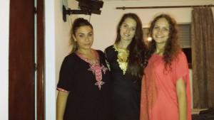 im Kandora - das marokkanische Gewand für Zuhause